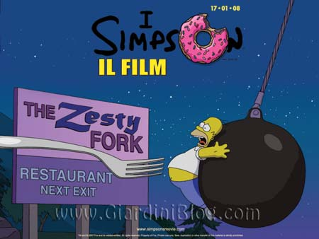 Simpson il film