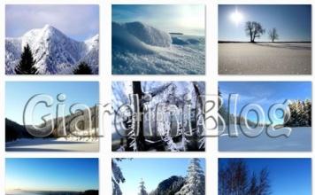 30 sfondi invernali per il vostro desktop