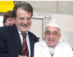 Caduta del governo Prodi ! Ridiamoci sopra!