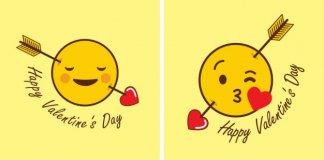 san valentino emoticon