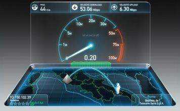 Come misurare la velocità della Connessione ADSL, FIBRA e Mobile