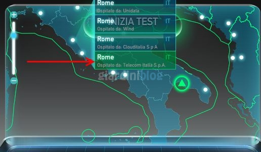 test connessione adsl