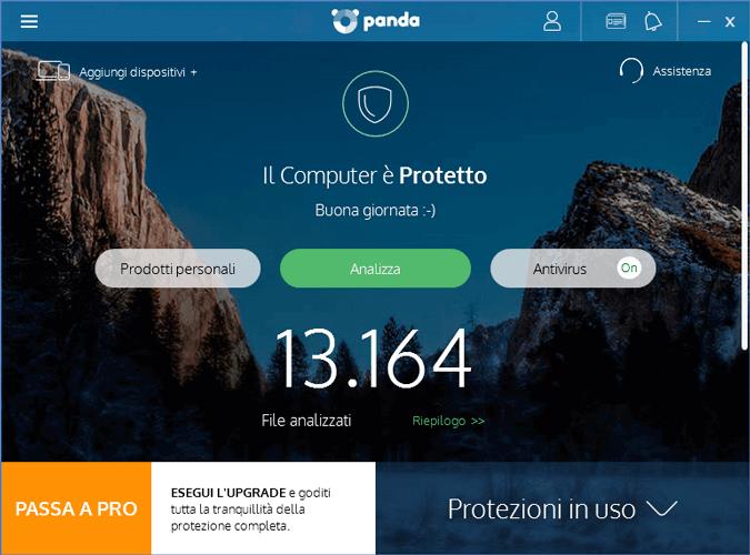 antivirus panda free antivirus