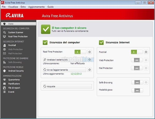 Avira Free Antivirus 2015 download