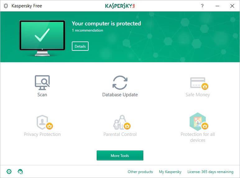 antivirus completamente gratis italiano