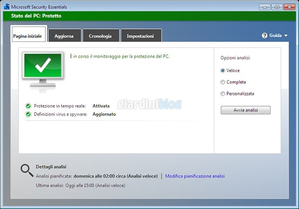 Microsoft Security Essentials 2014 download