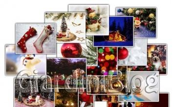 255 sfondi di Natale ad alta risoluzione selezionati da GiardiniBlog!
