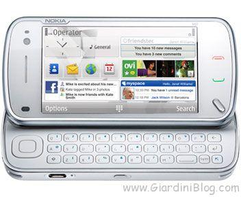 Nokia n97 e N98 vs Iphone 3G