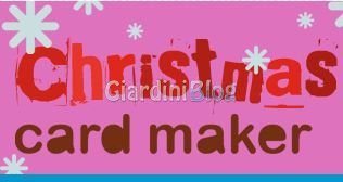 christmas card maker