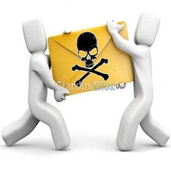 inviare email anonime con allegati