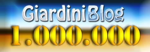 GiardiniBlog supera 1 milione di pagine viste