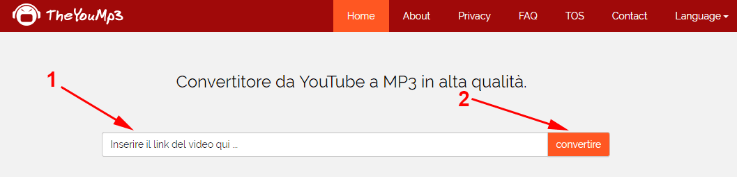 tracce lunghe da youtube