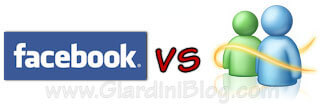 Facebook vs Window Live Messenger