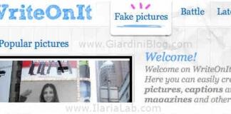 sito per fotomontaggi
