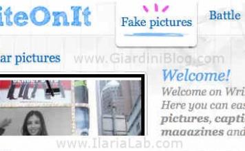 Ottimo sito per fare fotomontaggi online