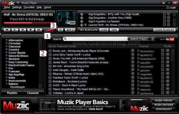 muziic-player