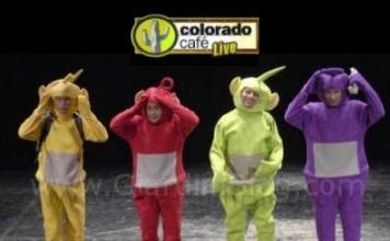 Turbo Tubbies raccolta di tutti i video - Colorado Cafè
