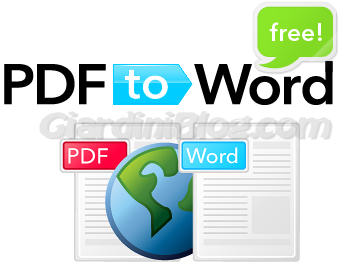 pdf to word gratis
