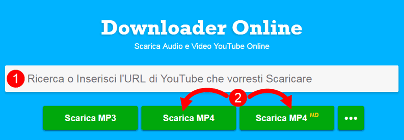 scaricare video da youtube online