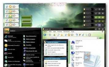 Temi Windows Xp - Stile Windows Vista