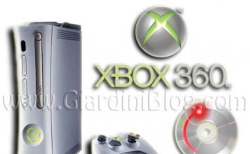 Come masterizzare giochi per Xbox 360