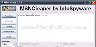 msn-cleaner