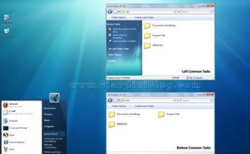 Temi Windows Xp - Stile Windows Seven