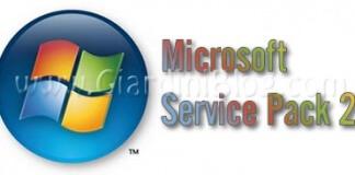 Service pack 2 per Windows Vista e Windows Server 2008