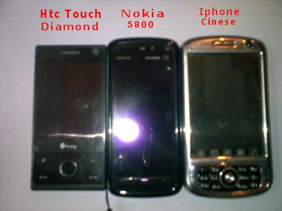 Nokia-5800-Htc-Diamond-Iphone-Cinese