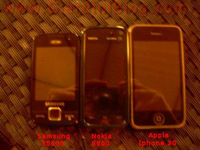 confronto-5800-s5600-iphone