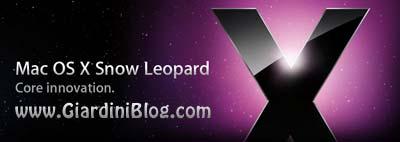 Snow Leopard install USB