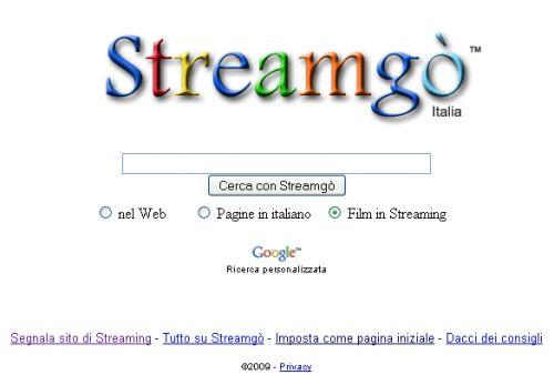 motore ricerca film streaming