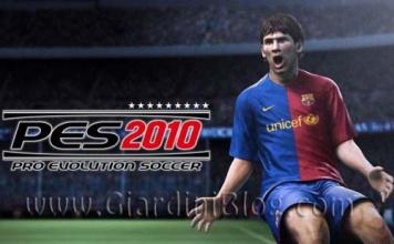 DEMO PES 2010 PC in Italiano – Download Disponibile