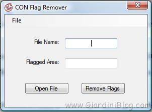 CON Flag Remover