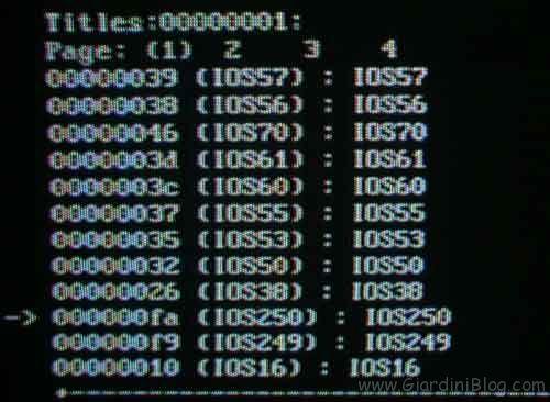 Delete IOS249 IOS250