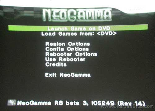 NeoGamma R8B3