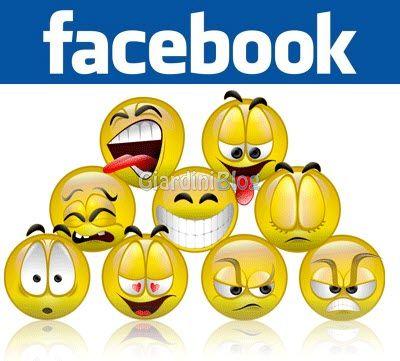 Emoticon Facebook Tutta La Lista Completa Di Faccine