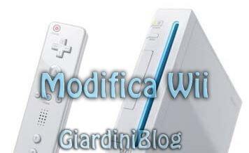 Guida Modifica Software Wii per tutte le versioni - avviare copie di Backup senza modchip