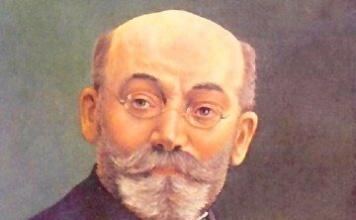 150° anniversario della nascita di Zamenhof inventore dell'esperanto, nuovo google logotipo
