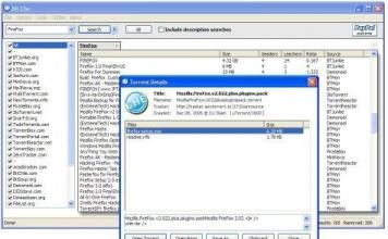 Cerca e scarica i torrent senza browser