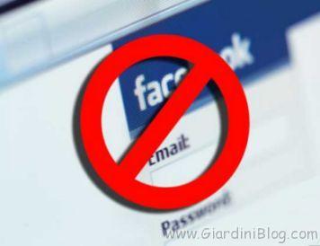 scoprire chi ti ha cancellato da facebook