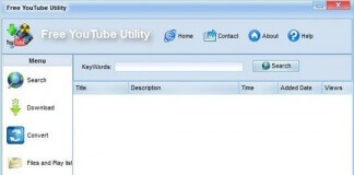 youtube utility