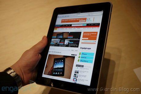 nuovo iPad di Apple