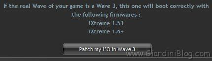 ixtreme wave info