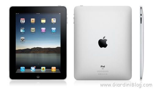 il primo iPad