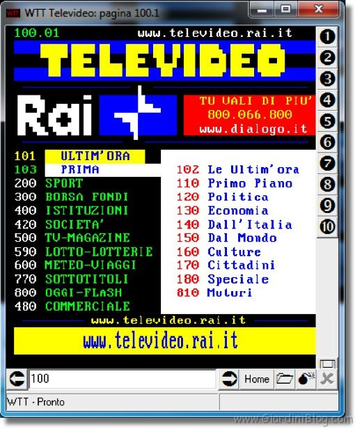 televideo tv streaming