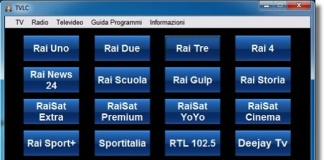 streaming tv italia gratis