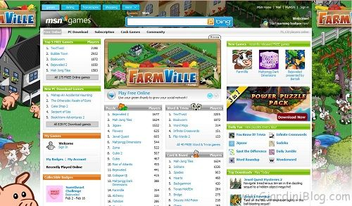 farmville msn