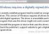 Disabilitare firma digitale driver in modo permanente (Windows 7 x64)