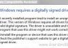 Disabilitare firma digitale driver in modo permanente (Windows 7 x64)